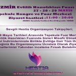 İzmir Evlilik Hazırlıkları Fuarındayız !