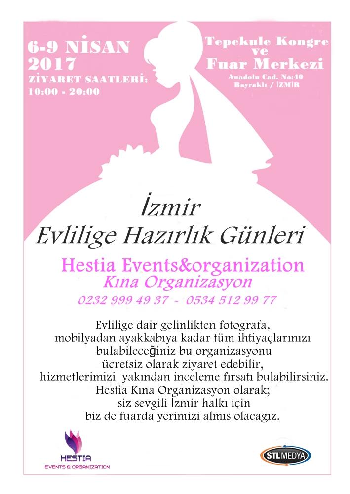 İzmir Evliliğe Hazırlık Günleri !